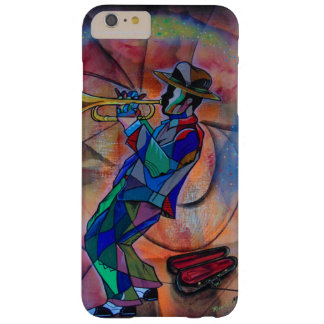 Abstract Musician Iphone 6-Extra Barely There iPhone 6 Plus Case