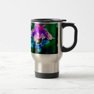 Abstract nature Akeley Travel Mug