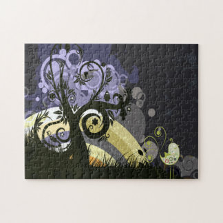 Abstract Nature Design Puzzles