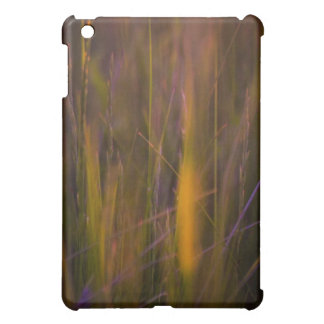 Abstract Nature in Orange iPad Mini Covers