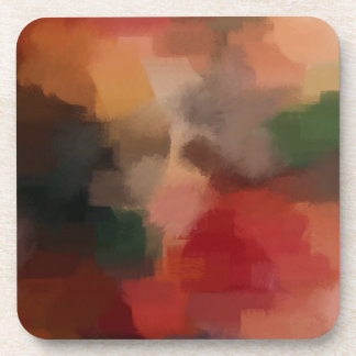 Abstract Nature Landscape Dream Beverage Coaster