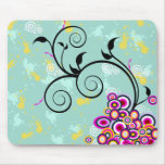 Abstract - Nature Mouse Pad