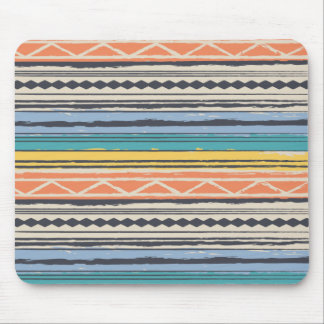 Abstract Navajo Design 2 Mousepads