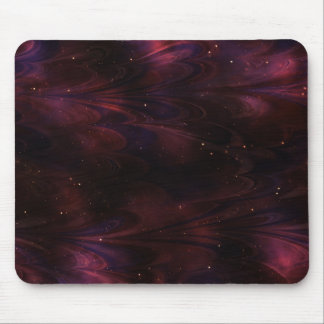 Abstract Nebula Texture - Pink Mouse Pad