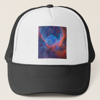 Abstract Nebulla with Galactic Cosmic Cloud 29 Trucker Hat