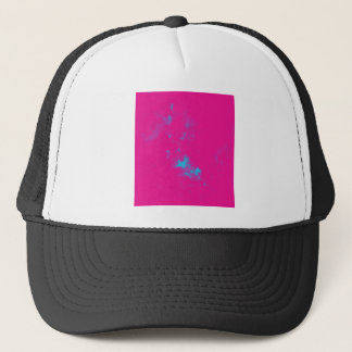 Abstract Nebulla with Galactic Cosmic Cloud 34a.jp Trucker Hat