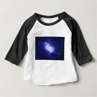 Abstract Nebulla with Galactic Cosmic Cloud 38 Baby T-Shirt