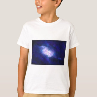 Abstract Nebulla with Galactic Cosmic Cloud 38 T-Shirt