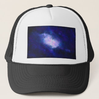 Abstract Nebulla with Galactic Cosmic Cloud 38 Trucker Hat