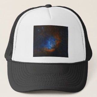 Abstract Nebulla with Galactic Cosmic Cloud 39 Trucker Hat