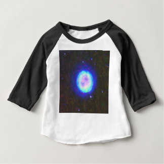 Abstract Nebulla with Galactic Cosmic Cloud 42 Sph Baby T-Shirt