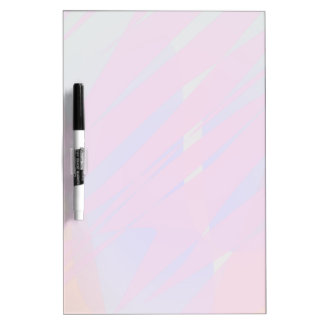 Abstract Night Storm Dry-Erase Board