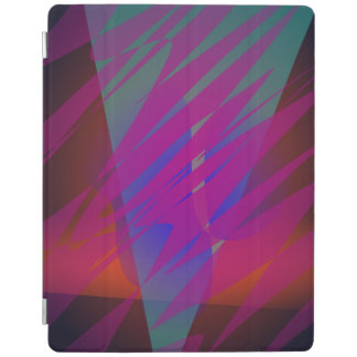 Abstract Night Storm iPad Cover