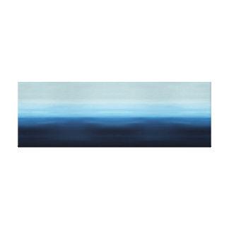 Abstract Ocean Air Print