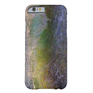 Abstract Ocean Wave Barely There iPhone 6 Case