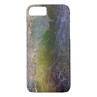 Abstract Ocean Wave iPhone 7 Case