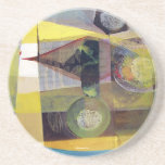 Abstract of Landscape Buenos Aires 22x17.25 Drink Coasters