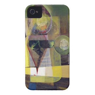 Abstract of Landscape Buenos Aires 22x17.25 iPhone 4 Cover