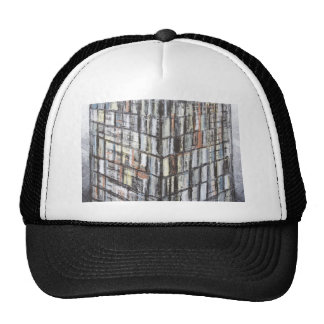 Abstract Office Building (abstract architecture) Trucker Hat