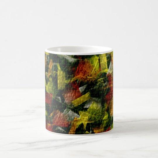 Abstract Oil & Acrylic Painting 2 Magic Mug