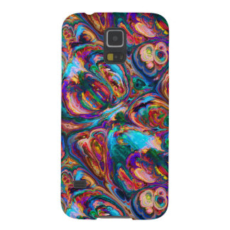 Abstract Oil Painting Inspired Galaxy S5 Case