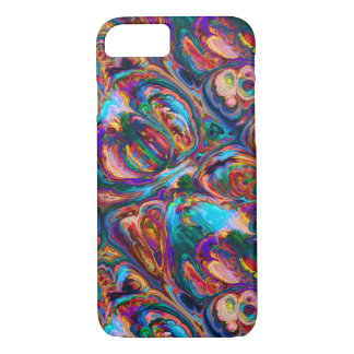 Abstract Oil Painting Inspired iPhone 8/7 Case