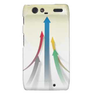 Abstract Olympic Competition Background Droid RAZR Covers