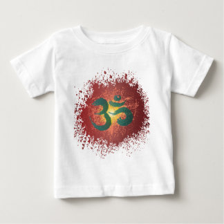 Abstract-om-2 Baby T-Shirt