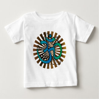 Abstract-om-4 Baby T-Shirt