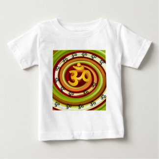 Abstract-om-5 Baby T-Shirt