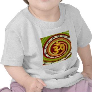 Abstract-om-5 Camiseta