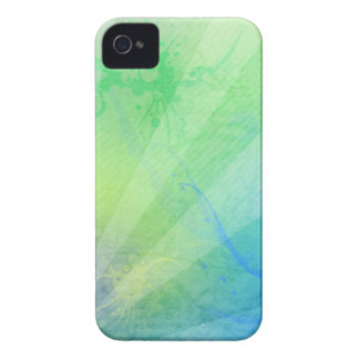 Abstract Ombre Seaweed iPhone 4 Cover
