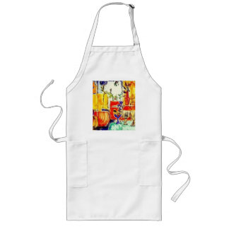 Abstract on Tile...Apron