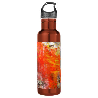 Abstract  Opal Water Bottle