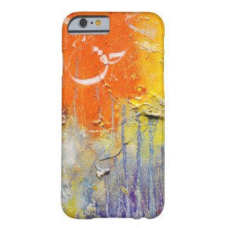 Abstract Orange Haqq Phone Case iPhone 5 Covers