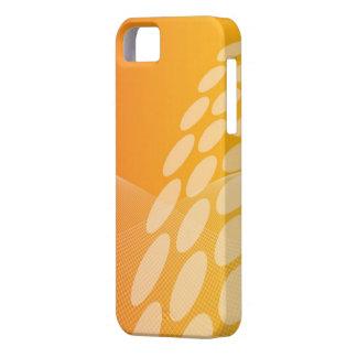 Abstract Orange iPhone SE/5/5s Case