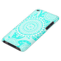 Abstract Ornate Motif Barely There iPod Cover