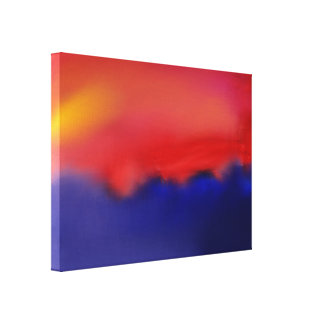 Abstract over 2.2 canvas print