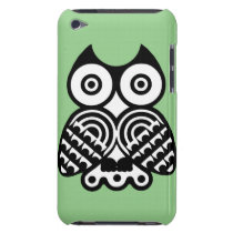 Abstract Owl Case-Mate iPod Touch Case