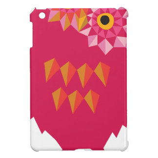 Abstract Owl iPad Mini Cover
