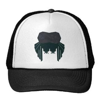 Abstract Owl Trucker Hat