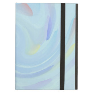 Abstract Paint iPad Cover