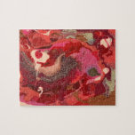 Abstract - Paint - Love Jigsaw Puzzle