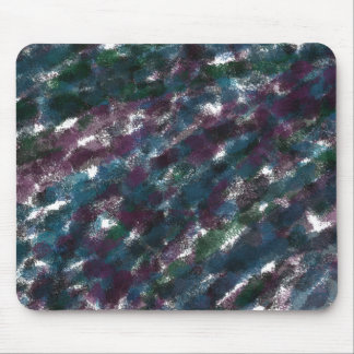 Abstract Paint Mouse Pad