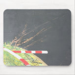 Abstract - paint mousemats