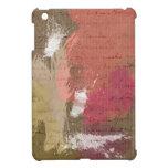 Abstract Paint Splats in Autumn Colors iPad Mini Case