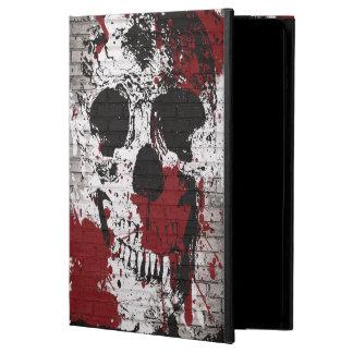 Abstract Paint Splatter Graffiti  Skull iPad Air iPad Air Cover