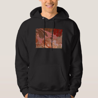 Abstract - Paint - The flow of the universe Hoodie