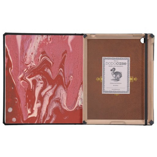 Abstract - Paint - Tongue iPad Cases