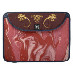 Abstract - Paint - Tongue MacBook Pro Sleeve